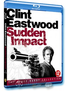 Clint Eastwood - Sudden Impact - Sondra Locke - Blu-Ray (1983)