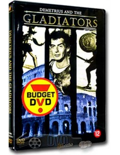 Demetrius and the Gladiators - Susan Hayward - DVD (1954)