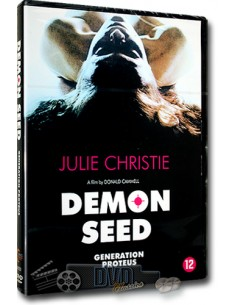 Demon Seed - Julie Christie - Donald Cammell - DVD (1977)