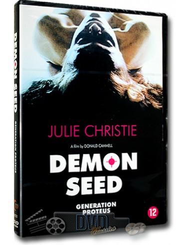 Demon Seed - Julie Christie - Donald Cammell - DVD (1977)
