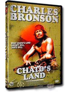 Chato's Land - Charles Bronson, Jack Palance - DVD (1972)