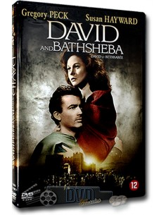 David and Bathsheba - Gregory Peck, Susan Hayward - DVD (1951)