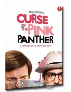 Curse of The Pink Panther - Herbert Lom, Roger Moore - DVD (1983)