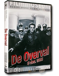 De Overval - 8 december 1944 - Kees Brusse - Paul Rotha - DVD (1962)