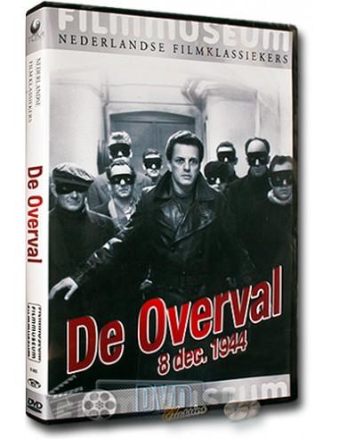 De Overval - 8 december 1944 - Kees Brusse - Paul Rotha - DVD (1962)
