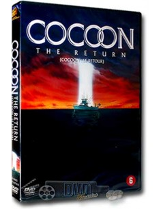 Cocoon 2 - The Return - Steve Guttenberg, Courteney Cox - DVD (1988)