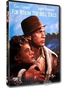For Whom the Bell Tolls - Gary Cooper, Ingrid Bergman - DVD (1943)