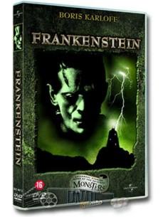 Frankenstein - Boris Karloff - DVD (1931)