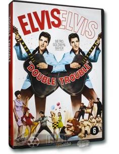 Elvis Presley - Double Trouble - Annette Day - DVD (1967)