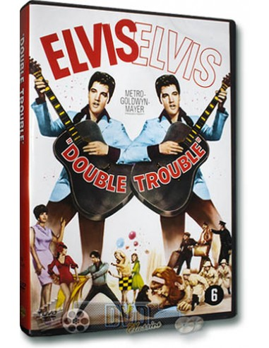 Elvis Presley - Double Trouble - Annette Day - DVD (1967)