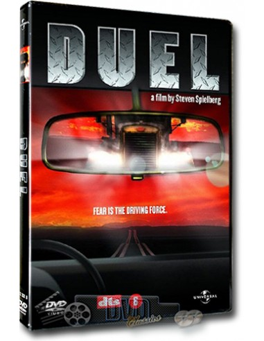 Duel - Dennis Weaver, Jacqueline Scott - Steven Spielberg - DVD (1971)