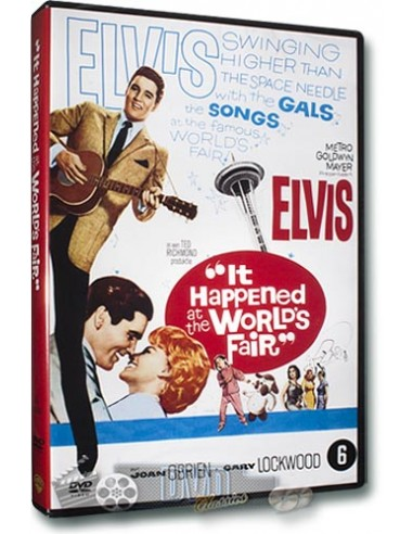 Elvis Presley - It Happened At The World's Fair - DVD (1963)