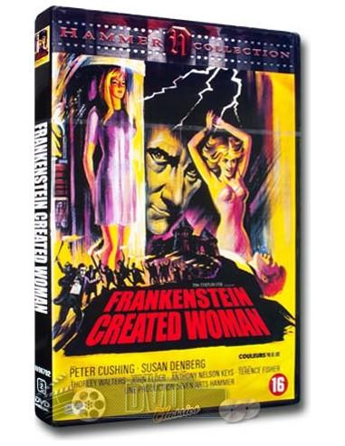 Frankenstein Created Woman - Peter Cushing - DVD (1967)