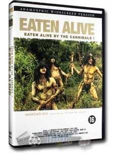 Eaten Alive by the Cannibals - DVD (1980)