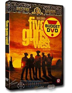 Five Guns West - Dorothy Malone - DVD (1954)