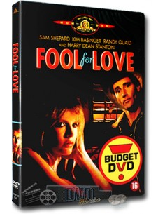 Fool for Love - Sam Sheperd, Kim Basinger - DVD (1985)
