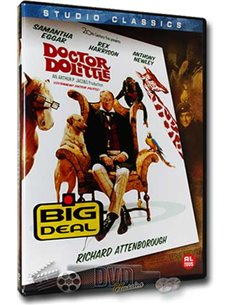 Doctor Dolittle - Rex Harrison - DVD (1967)