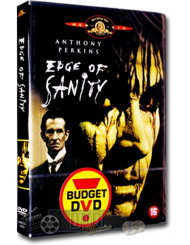Edge of Sanity - Anthony Perkins, Glynis Barber - DVD (1989)