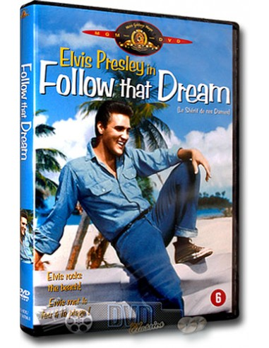 Elvis Presley - Follow That Dream - Anne Helm - DVD (1962)