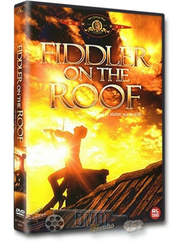 Fiddler on The Roof - Topol - Norman Jewison - DVD (1971)