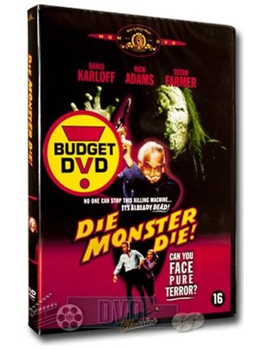 Die, Monster, Die! - Boris Karloff - Daniel Haller - DVD (1965)