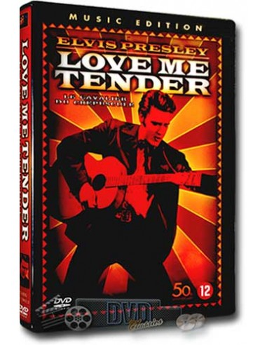 Elvis Presley - Love me Tender - Music Edition - DVD (1959)