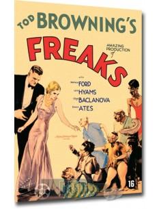Freaks - Wallace Ford - Leila Hyams - DVD (1932)