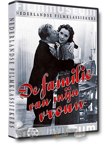Familie van mijn vrouw - Johan Kaart, Sylvain Poons - DVD (1935)