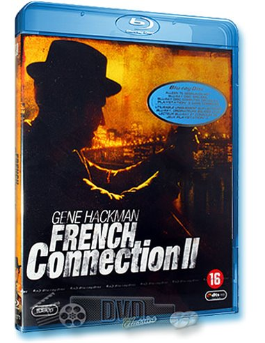 French Connection 2 -  Gene Hackman, Fernando Rey - Blu-Ray (1975)