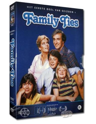 Family Ties - Seizoen 1 deel 1 - DVD (1982)