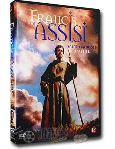 Francis of Assisi - Bradford Dillman - Michael Curtiz - DVD (1961)
