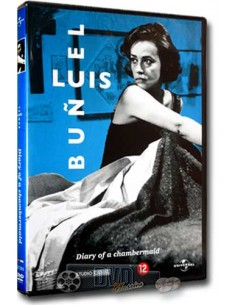 Diary of a Chambermaid - Jeanne Moreau - DVD (1964)