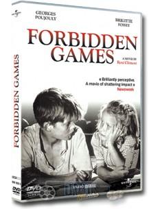 Forbidden Games - Brigitte Fossey - René Clément - DVD (1952)