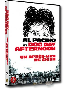 Dog Day Afternoon - Al Pacino - Sidney Lumet - DVD (1975)