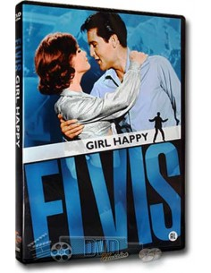 Elvis Presley - Girl Happy - Shelley Fabaras - DVD (1965)
