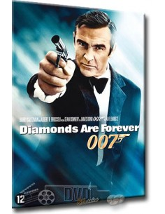Diamonds are Forever - Sean Connery - DVD (1971)