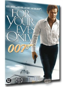 For Your Eyes Only - Roger Moore - DVD (1981)