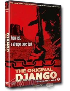 Django - Franco Nero - Sergio Corbucci (1966)