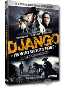 Django - He Who Shoots First - Erika Blanc - DVD (1966)