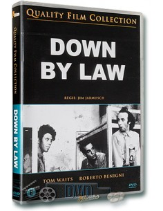 Down by Law - Roberto Beningi, Ellen Barkin - DVD (1986)
