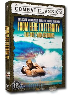 From Here to Eternity - Burt Lancaster, Deborah Kerr - DVD (1953)