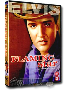 Elvis Presley - Flaming Star - Barbara Eden - DVD (1960)