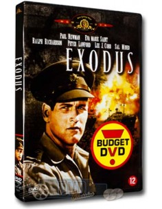 Exodus - Paul Newman, Peter Lawford, Lee J. Cobb - DVD (1960)