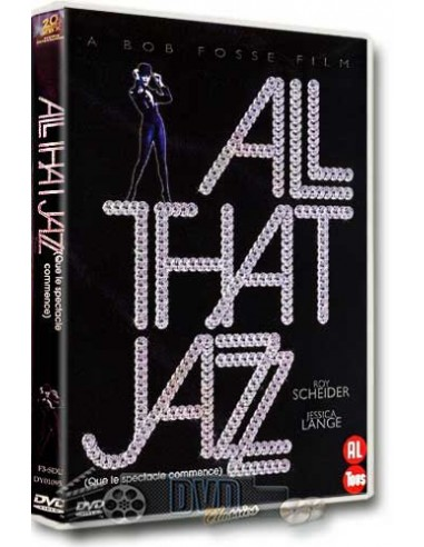 All That Jazz - Roy Scheider, Bob Fosse, Ben Vereen - DVD (1979)