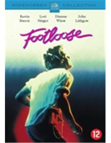 Footloose - Kevin Bacon, Lori Singer - Herbert Ross - DVD (1984)