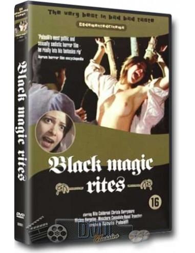 Black Magic Rites - Mickey Hargitay, Rita Caldana - DVD (1974)
