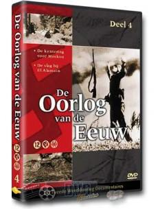 De Oorlog van de Eeuw  4 - Documentaire Oorlog - DVD
