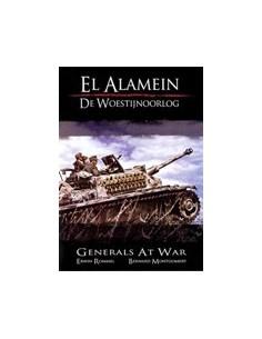 El Alamein - De Woestijnoorlog - DVD (2010)