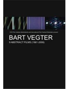 Bart Vegter - 9 abstracte films - DVD (1981-2008) (Engelse versie)
