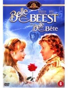 Belle en het Beest - John Savage, Rebecca De Mornay - DVD (1987)